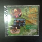Peter De Fretes & Friends - Beta Ingin Pulang CD (avaamaton) -folk-