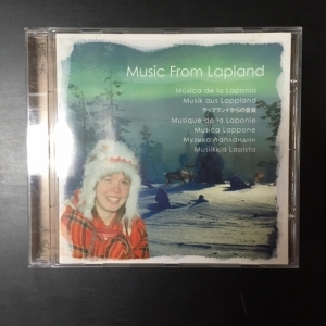 Music From Lapland CD (VG/M-)