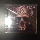 Weaselface - 5 CD (avaamaton) -punk rock-