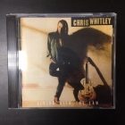 Chris Whitley - Living With The Law CD (VG/VG+) -blues rock-