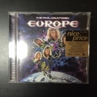 Europe - The Final Countdown (remastered) CD (VG+/M-) -hard rock-