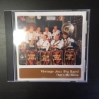Vintage Jazz Big Band - That's My Home CD (VG+/VG+) -jazz-