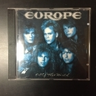 Europe - Out Of This World CD (M-/M-) -hard rock-