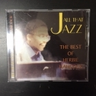 Herbie Hancock - All That Jazz (The Best Of) CD (VG/VG+) -jazz-