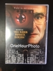 One Hour Photo DVD (M-/M-) -jännitys/draama-