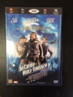 Sky Captain And The World Of Tomorrow DVD (M-/M-) -seikkailu-