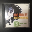 Bob Marley - Keep On Moving CD (VG/M-) -reggae-