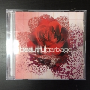 Garbage - Beautiful Garbage CD (VG/VG+) -alt rock-