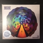 Muse - The Resistance CD (VG+/VG+) -alt rock-