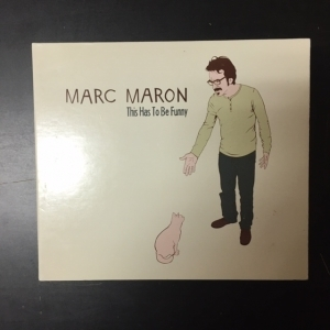 Marc Maron - This Has To Be Funny CD (M-/M-) -komedia-