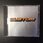 Custom - Fast CD (VG/M-) -alt rock-