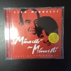 Liza Minnelli - Minnelli On Minnelli (Live At The Palace) CD (VG/M-) -pop-