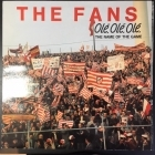 Fans - Ole, Ole, Ole, The Name Of The Game LP (VG/VG+) -synthpop-