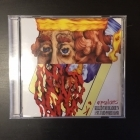 Epsilons - Killed 'Em Deader 'N A Six Card Poker Hand CD (VG+/VG+) -garage punk-
