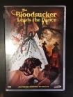 Bloodsucker Leads The Dance DVD (M-/M-) -kauhu-