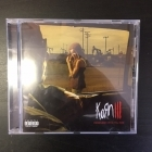Korn - Korn III: Remember Who You Are CD (M-/M-) -nu metal-