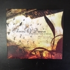 Throes Of Dawn - The Great Fleet Of Echoes CD (G/M-) -prog gothic metal-