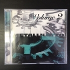 Metalliliitto 2 CD (VG/M-)