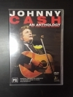 Johnny Cash - An Anthology Of The Man In Black DVD (avaamaton) -dokumentti/country- (ei suomenkielistä tekstitystä)