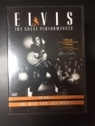 Elvis - The Great Performances Vol.2 (The Man And The Music) DVD (M-/M-) -dokumentti/rock n roll- (ei suomenkielistä tekstitystä)