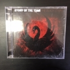 Story Of The Year - The Black Swan CD (VG/VG+) -post-hardcore-