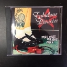 Fabulous Disaster - Put Out Or Get Out CD (M-/M-) -punk rock-