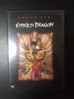 Enter The Dragon DVD (M-/M-) -toiminta-