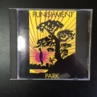 Punishment Park - Punishment Park CD (M-/M-) -punk rock-