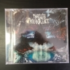 Through Your Silence - The Zenith Distance CD (avaamaton) -death metal-