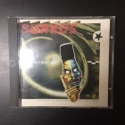 Surkus - M.I.N.D. (Musical Inspiration Natural Data) CD (M-/M-) -broken beat-