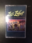 Los Lobos - The Neighborhood C-kasetti (VG+/VG+) -roots rock-