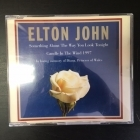 Elton John - Something About The Way You Look Tonight CDS (VG+/M-) -pop rock-