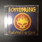Offspring - Conspiracy Of One CD (VG+/VG) -punk rock-