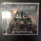 Iron Maiden - A Matter Of Life And Death CD (VG/M-) -heavy metal-