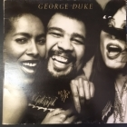 George Duke - Reach For It LP (VG/VG+) -jazz fusion-