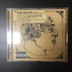 Roots - Phrenology CD (VG+/M-) -hip hop-