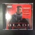 Blade - Music From And Inspired By The Motion Picture CD (M-/VG+) -soundtrack-