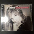 Barbra Streisand - The Essential Barbra Streisand 2CD (VG-VG+/M-) -pop-