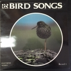 Peterson Field Guide To The Bird Songs Of Britain And Europe - Record 4 LP (VG+-M-/VG+) -field recording-