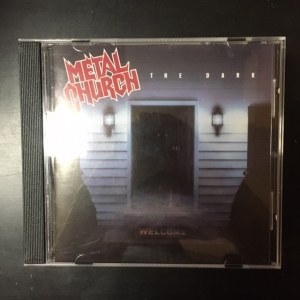 Metal Church - The Dark CD (M-/M-) -heavy metal-