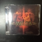 Immolation - Hope And Horror (FR/POSH088/2007) CDEP+DVD (VG+/M-) -death metal-