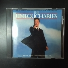 Untouchables - Original Motion Picture Soundtrack CD (VG/M-) -soundtrack-