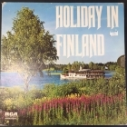 V/A - Holiday In Finland LP (VG+/VG+)