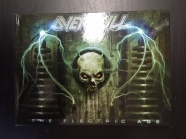Overkill - The Electric Age (limited edition) CD+DVD (VG+-M-/M-) -thrash metal-