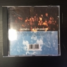 Maxwell - MTV Unplugged EP CDEP (VG+/M-) -soul-