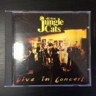 Old Time Jungle Cats - Live In Concert CD (VG+/M-) -jazz-