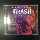 Taking In The Trash CD (VG+/VG+)