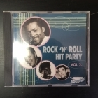 Rock 'N' Roll Hit Party Vol.2 CD (VG/VG+)