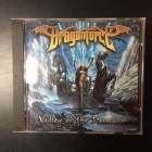 Dragonforce - Valley Of The Damned CD (VG+/VG+) -power metal-