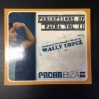 Wally Lopez - Perceptions Of Pacha Vol II 2CD (VG/VG+) -house-